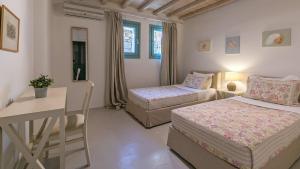 Mykonos Panormos Villas & Suites, Vily  Panormos Mykonos - big - 61