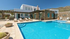 Mykonos Panormos Villas & Suites, Vily  Panormos Mykonos - big - 68