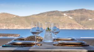 Mykonos Panormos Villas & Suites, Vily  Panormos Mykonos - big - 156