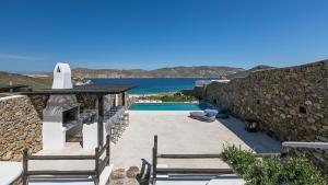 Mykonos Panormos Villas & Suites, Ville  Panormos Mykonos - big - 67