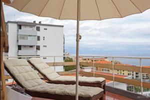 Lido I by Travel to Madeira, Apartmanok  Funchal - big - 10