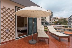 Lido I by Travel to Madeira, Apartmanok  Funchal - big - 11
