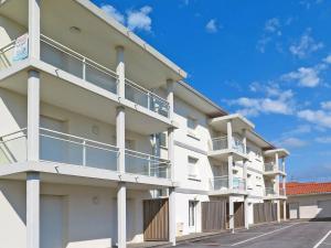 Ferienwohnung Vieux-Boucau 300S, Apartmány  Vieux-Boucau-les-Bains - big - 12