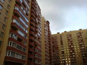 Квартира-студия, Apartmanok  Szentpétervár - big - 7
