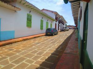 Mi Ranchito, Centro, Guest houses  Barichara - big - 32