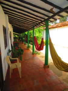 Mi Ranchito, Centro, Guest houses  Barichara - big - 39