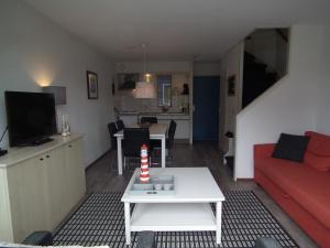 Appartement Hollumerstrand, Apartmány  Hollum - big - 36