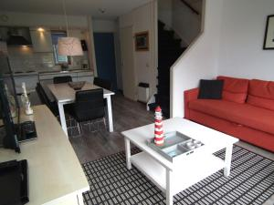 Appartement Hollumerstrand, Apartmány  Hollum - big - 39