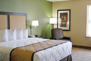 Ettromsleilighet med 1 king-size-seng - tilpasset funksjonshemmede