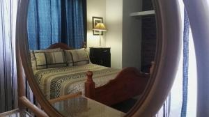 Chalet mit 2 Schlafzimmern - 1 - Hof