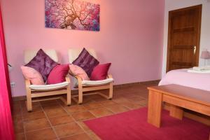 Finca Ranchiles, Apartmány  Montecorto - big - 21