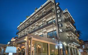 Phoenix Hotel, Hotely  Zakynthos Town - big - 68