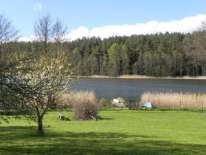 Wodamoja - apartamenty nad jeziorem