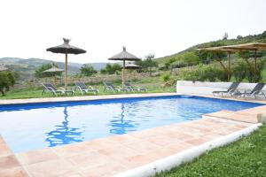Finca Ranchiles, Apartmanok  Montecorto - big - 38