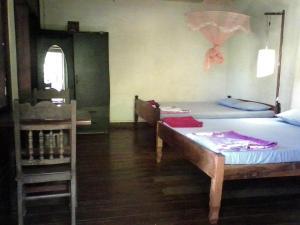 Nature House, Комплексы для отдыха с коттеджами/бунгало  Banlung - big - 37