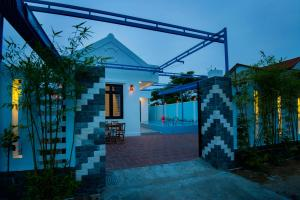Pool Side Villa, Pensionen  Hoi An - big - 24