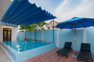 Pool Side Villa, Pensionen  Hoi An - big - 16