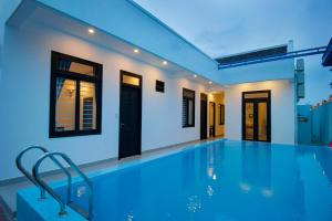 Pool Side Villa, Pensionen  Hoi An - big - 13