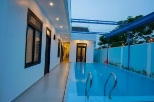 Pool Side Villa, Penziony  Hoi An - big - 32