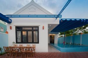 Pool Side Villa, Penziony  Hoi An - big - 29