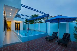 Pool Side Villa, Penziony  Hoi An - big - 28