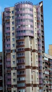 Apartment at Prospekt Bolshevikov, Ferienwohnungen  Sankt Petersburg - big - 14