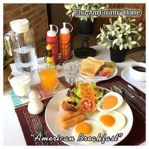 Cha-am Country Home, Resort  Petchaburi - big - 44