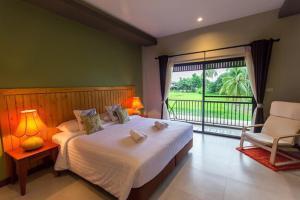 Cha-am Country Home, Resort  Petchaburi - big - 25