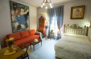 Puerta del Sol IV, Apartments  Madrid - big - 4