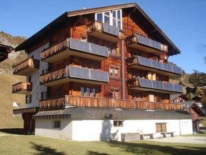 Apartment Sportina 33, Apartmány  Riederalp - big - 8