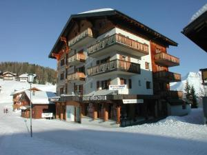 Apartment Sportina 33, Apartmány  Riederalp - big - 6