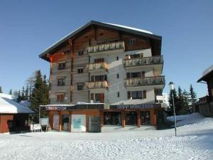 Apartment Sportina 33, Apartmány  Riederalp - big - 4