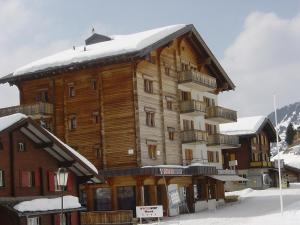 Apartment Sportina 33, Apartmány  Riederalp - big - 3