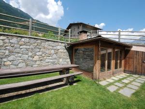Locazione turistica La Rugiada, Ferienwohnungen  Valdisotto - big - 12