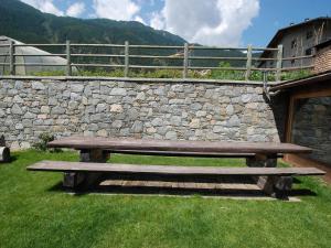 Locazione turistica La Rugiada, Ferienwohnungen  Valdisotto - big - 9