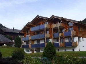 Apartment Amici 1. Stock Allegra, Apartmány  Riederalp - big - 68