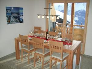 Apartment Amici 1. Stock Allegra, Apartmány  Riederalp - big - 62