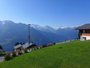 Apartment Amici 1. Stock Allegra, Apartmány  Riederalp - big - 46