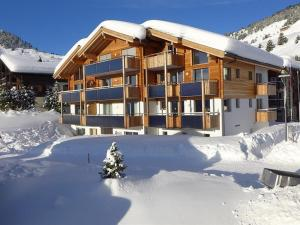 Apartment Amici 1. Stock Allegra, Apartmány  Riederalp - big - 44