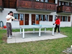 Apartment Südlenz 23, Apartmány  Riederalp - big - 12