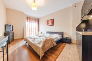 Apartamenty Sun & Snow Promenada, Apartmány  Świnoujście - big - 3