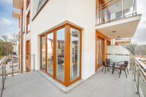 Apartamenty Sun & Snow Promenada, Apartmány  Świnoujście - big - 237