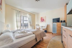 Apartamenty Sun & Snow Promenada, Apartmány  Świnoujście - big - 236