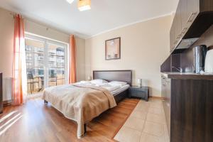 Apartamenty Sun & Snow Promenada, Apartmány  Świnoujście - big - 232