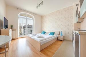 Apartamenty Sun & Snow Promenada, Apartmány  Świnoujście - big - 225