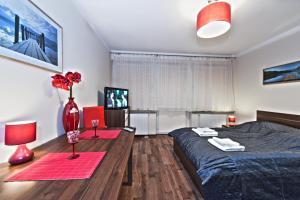 Apartamenty Sun & Snow Promenada, Apartmány  Świnoujście - big - 224