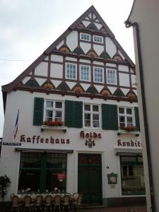 Apartments im Kaffeehaus Heldt