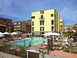 Locazione turistica Le Saline.5, Apartments  Borgio Verezzi - big - 8