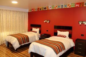 Hotel Tierra Inka Sacred Valley, Szállodák  Ollantaytambo - big - 8