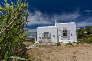 Fos -Mykonian cottage house, Country houses  Mýkonos City - big - 1